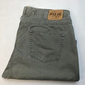 GAP RELAXED JEANS size W40 L32